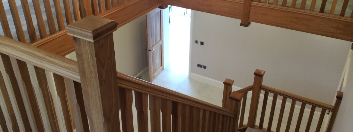 Springfield Stairs , Derbyshire staircases to trade & domestic customers