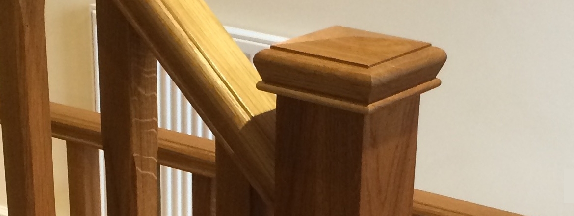 Springfield Stairs , Bespoke staircase